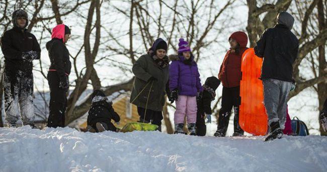 ABD'de kar fırtınası: 20 ölü