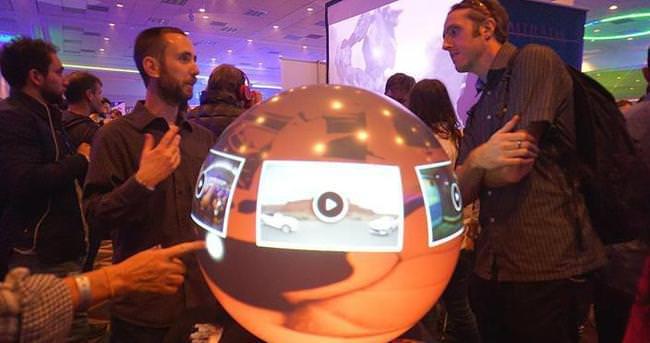Los Angeles'ta sanal gerçeklik fuarı düzenlendi