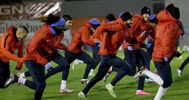 Trabzonspor kupaya döndü