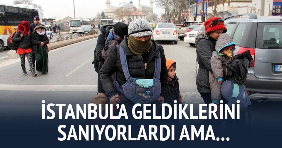 İstanbul dediler, Edirne'ye bıraktılar
