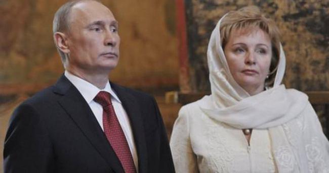 Putin'in eski eşi evlendi