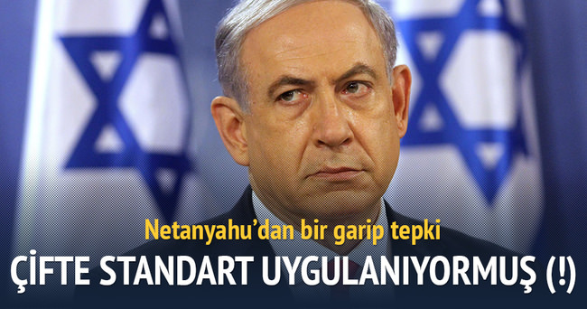Netanyahu'dan AB'ye tepki