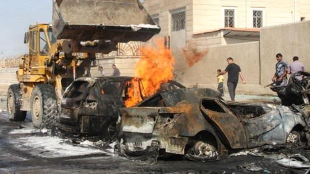 Irak'ta bombalı saldırı: 7 ölü, 21 yaralı