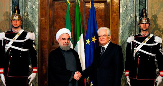 Ruhani'den 17 milyar euroluk İtalya turu