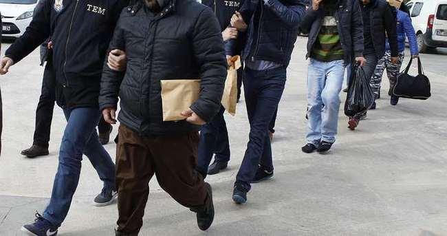 Malatya'da PKK operasyonu: 14 tutuklama