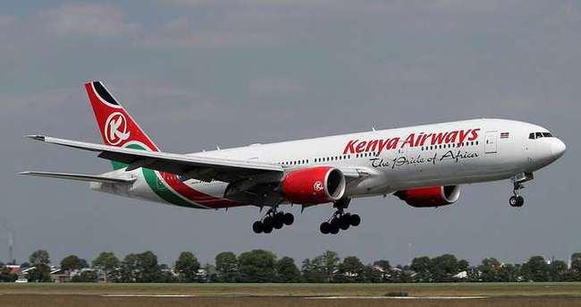 THY Kenya'dan uçak kiralıyor