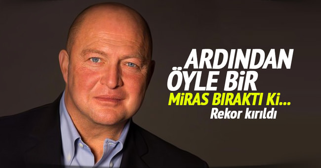 Mustafa Koç'un ardından bağış rekoru