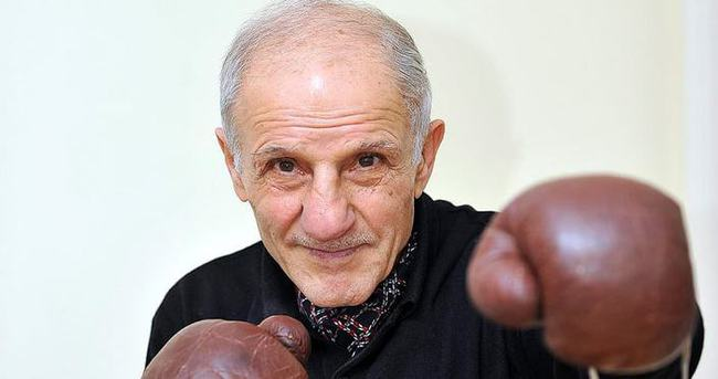 Cemal Kamacı 40 yıl sonra ringe çıktı