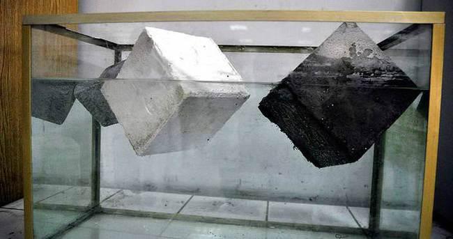 Suda batmayan 'beton' üretildi