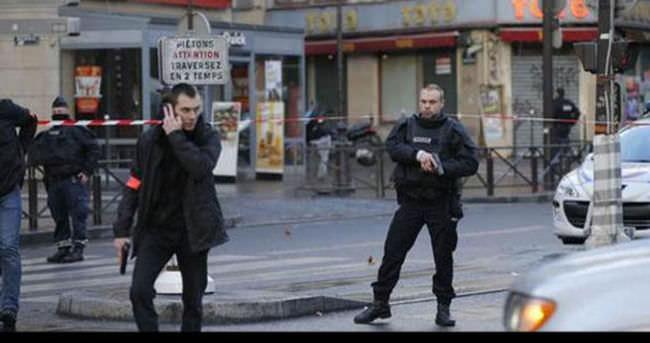 Paris'te 6 lisede bomba alarmı