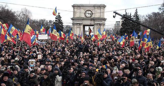 'Moldova'da muhalifler eylem talimatını Putin'den alıyor'