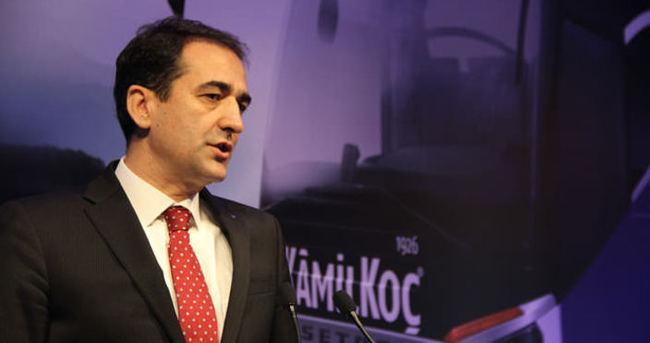 Kamil Koç'ta şok istifa