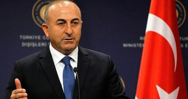 Çavuşoğlu'ndan önemli PYD açıklaması