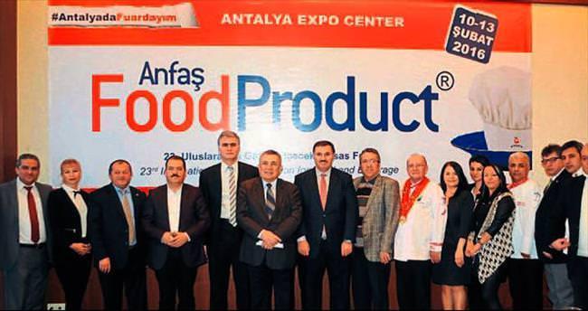 Food Product 10 Şubat tarihinde kapısını açıyor