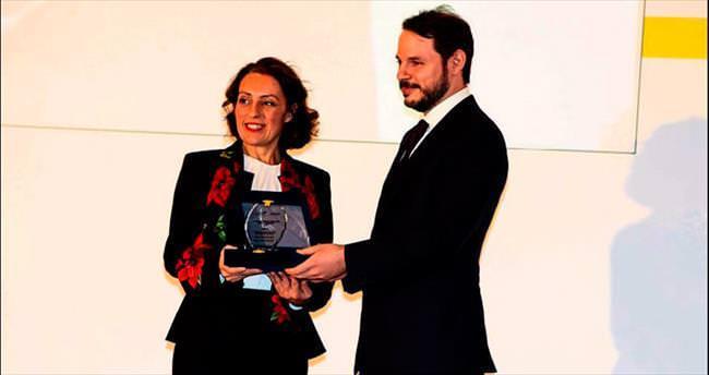 PepsiCo Türkiye'yi onurlandıran ödül