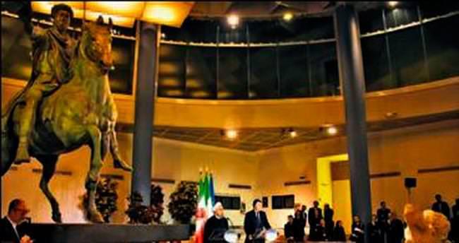 Nü heykeller Ruhani için kapatıldı