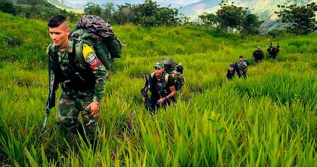 Kolombiya'daki ateşkesi BM misyonu denetleyecek