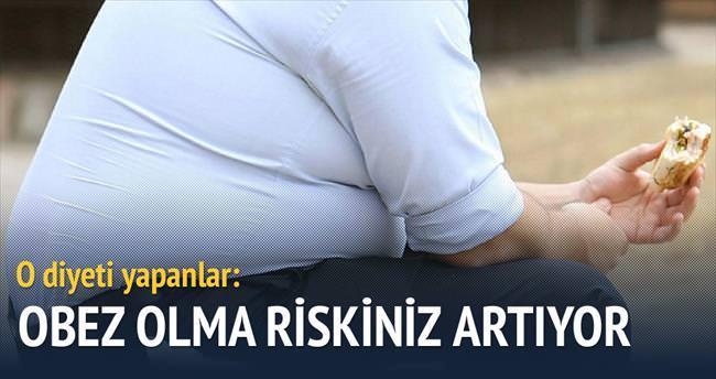 Molalı diyet daha fazla kilo aldırıyor
