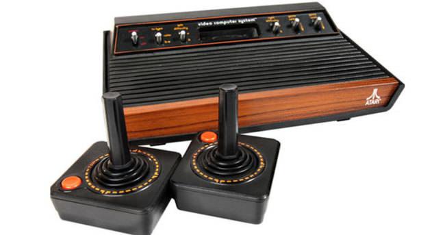 Efsane Atari oyunları geri dönüyor