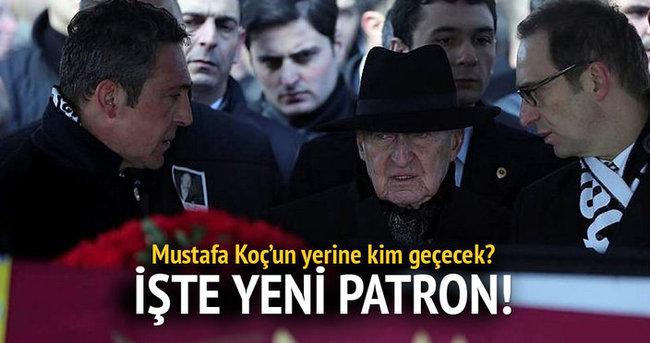 Mustafa Koç'un yerine kimin geçeceği belli oldu?