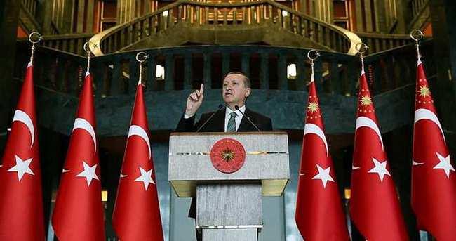Cumhurbaşkanı Erdoğan'dan 20 yıl sonra bir ilk