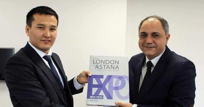 Kazakistan'ın EXPO 2016 çalışmaları sürüyor