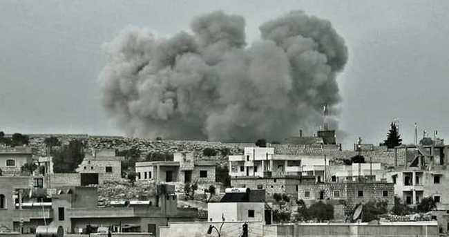 Rus saldırıları 100 bin kişiyi yerinden etti