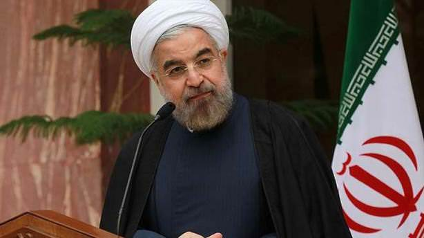 İran Cumhurbaşkanı Ruhani Fransa'da