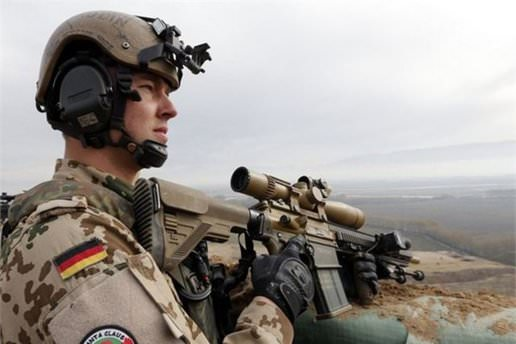 Almanya ordusunu modernleştirecek