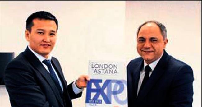 Kazakistan da EXPO'yu istiyor