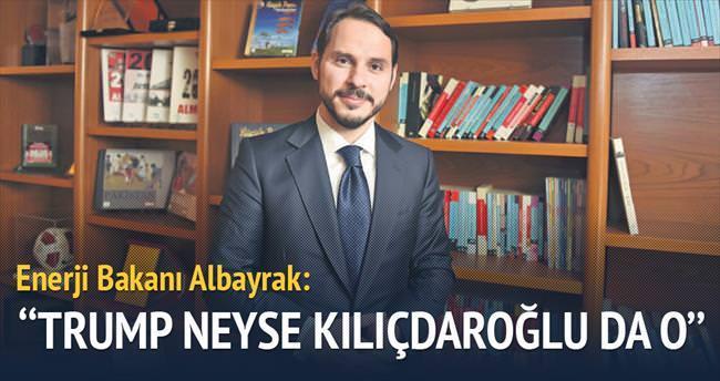 Trump neyse Kılıçdaroğlu o