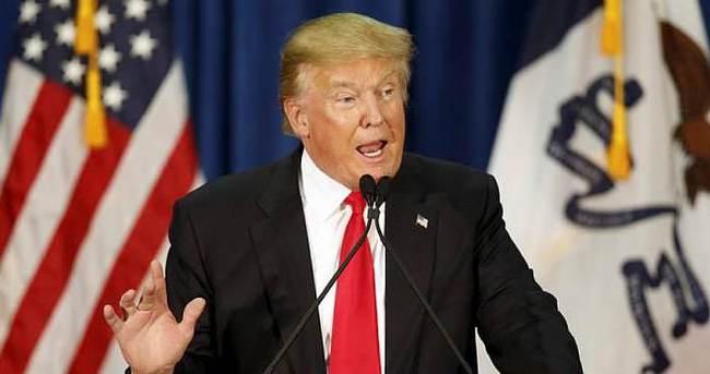 Trump'a domates atan genç gözaltında