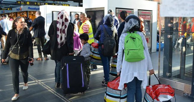 İsveç 80 bin sığınmacıyı sınırdışı ediyor