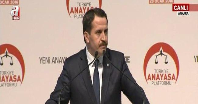 Türkiye Anayasa Platformu: Millet yeni anayasa istiyor