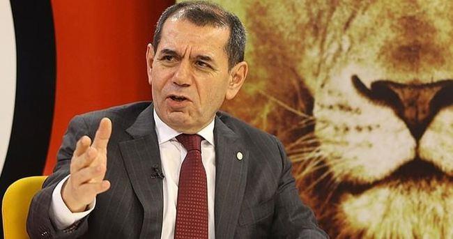 Başkan Özbek Burak Yılmaz kararını açıkladı
