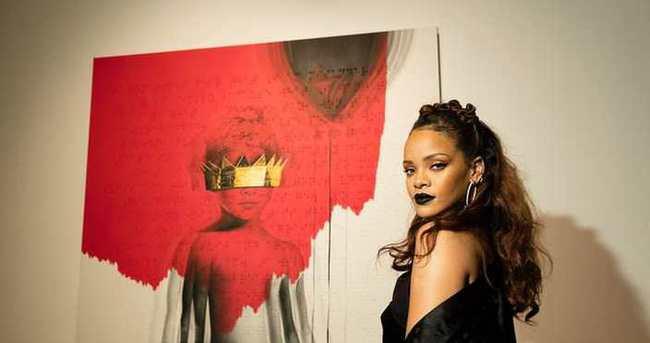 Rihanna'dan hayranlarına büyük sürpriz