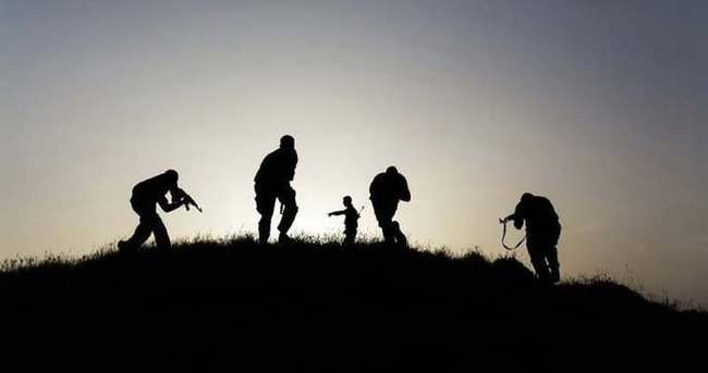 PKK şokta: 50 terörist öldürüldü