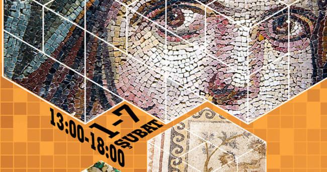 Anadolu'nun mozaikleri can buluyor