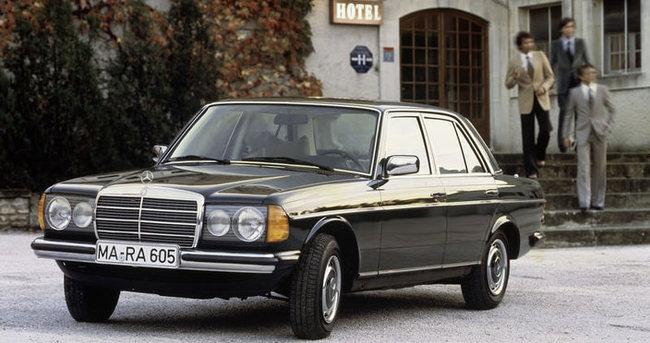 W123 40 yaşında!