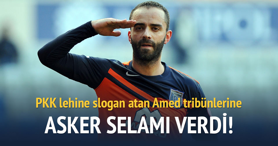 Semih Şentürk'ten asker selamı