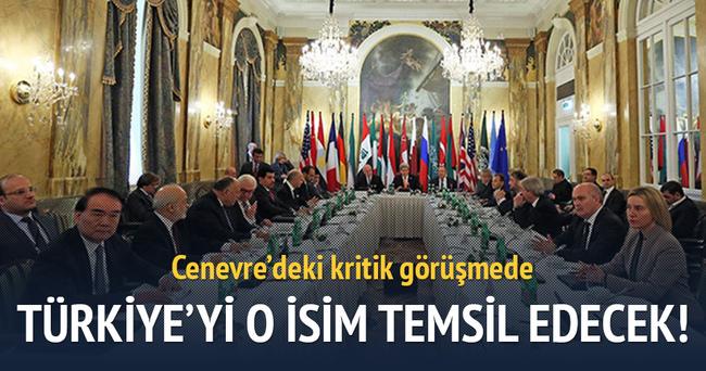 Türkiye'yi temsil edecek isim belli oldu
