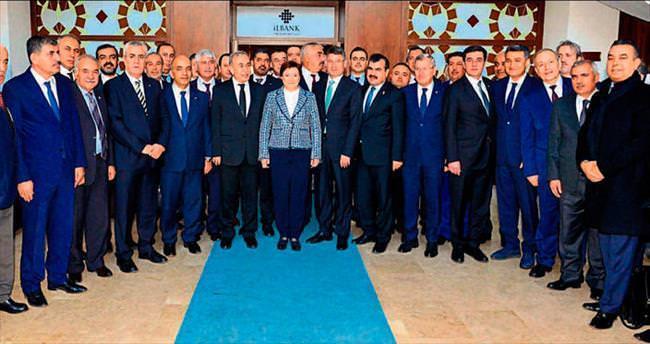 Başkent'te Adana lobisi düzenlendi