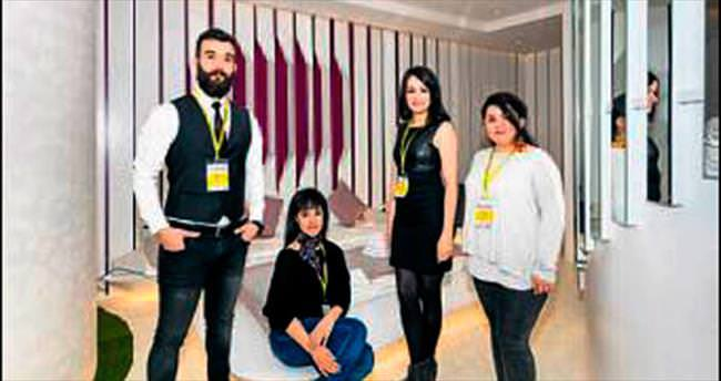 10 mimar 10 otel odası ile turizmcileri büyüledi