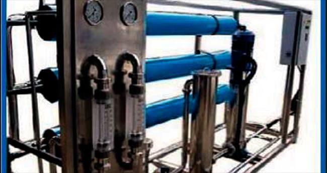 Su arıtmasında öncü kuruluş