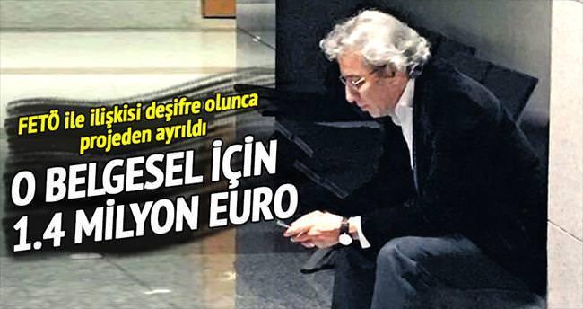 Said Nursi belgeseli için 1.4 milyon euro