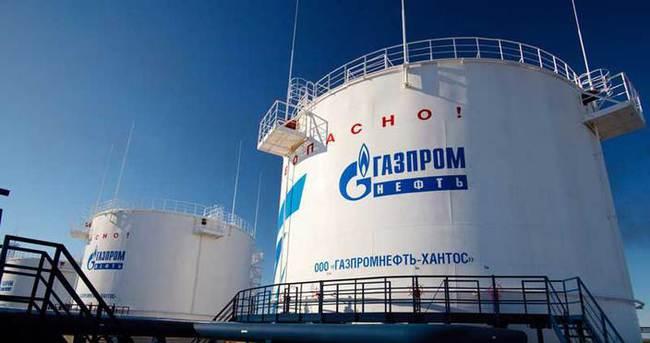 Gazprom'dan 'özel' indirime iptal