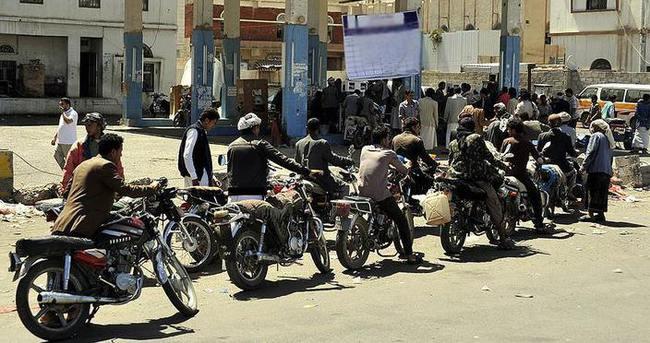 Yemen'de motosiklet kullanmak yasak