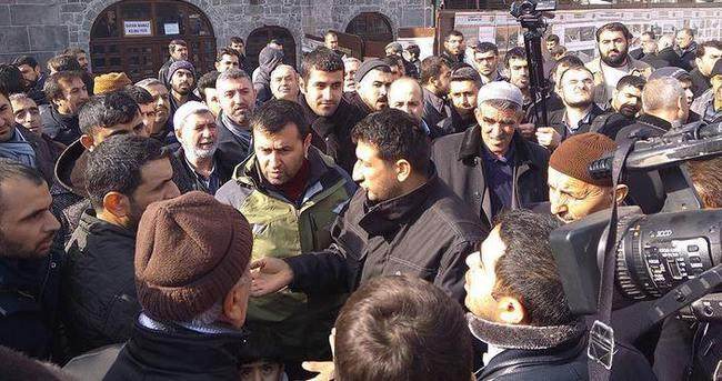 Sur'da HDP ve PKK'ya tepki