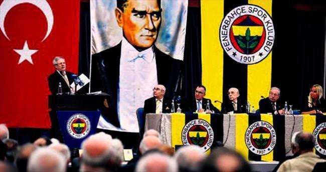 Fenerbahçe'de kritik divan