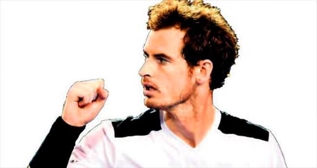 Djokovic'in rakibi Andy Murray